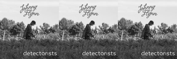 Johnny Flynn-Detectorists-single artwork cover
