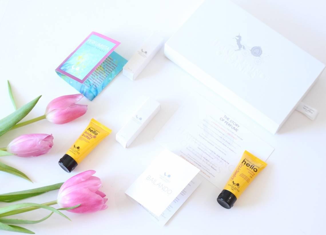 The Story of Perfume Box February 2016 3