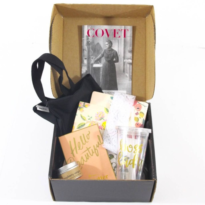Covet Crate Review July 2016 4