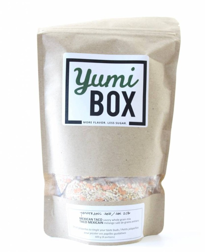 Yumi Box Review June 2016 5