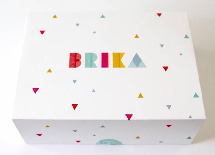 Brika Subscription Gift Box Review 1