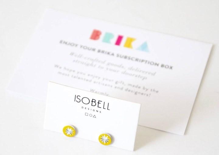 Brika Subscription Gift Box Review 7