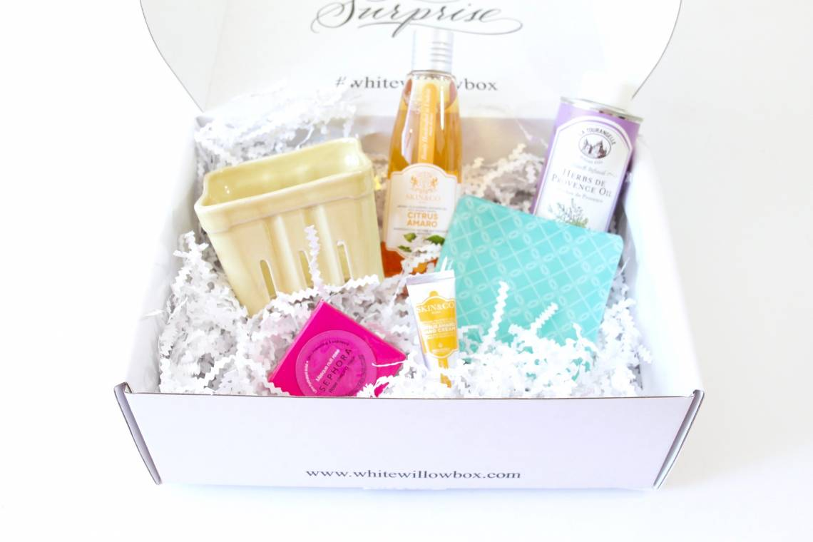 White Willow Box Review August 2016 4