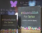 A Muslim's mini Gratitude Journal