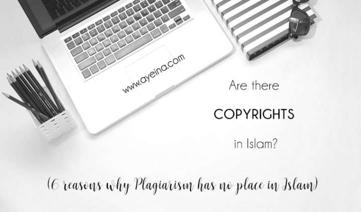 "plagiarism in islam, copyrights in islam, ayeina, plagiarism, copyrights, dishonesty, cheating in islam, tadlis, deceptive attribution, references, hadith chain, sahih hadith, authentic knowledge, muslim writers, muslim authors, muslim artists, muslim illustrators, creative muslim women, little wings gallery ""inspired to create not copy"" art, ruqayya's bookshelf, asmaa hussein, selling other's designs, copycat, copyrat, intellectual copyrights, Intellectual property rights, patent, all rights reserved, copyright laws for images, copyright laws for products"