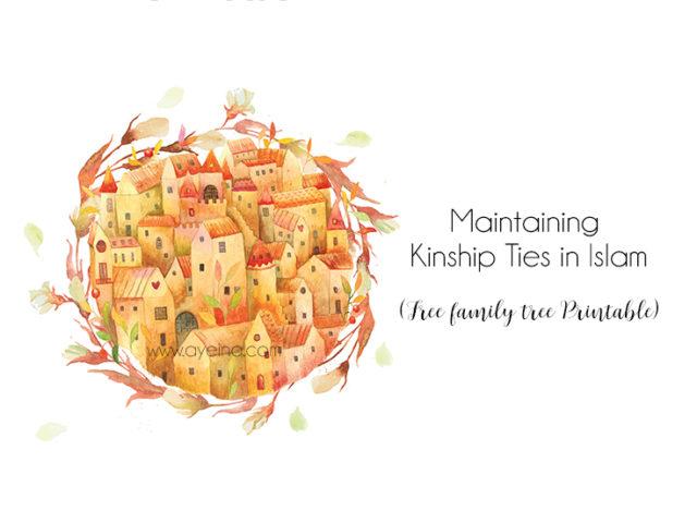 maintaining kinship ties in islam