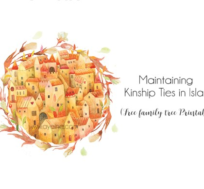 Effective Ways to Uphold Kinship Ties
