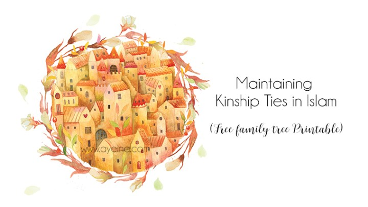 Effective Ways to Uphold Kinship Ties