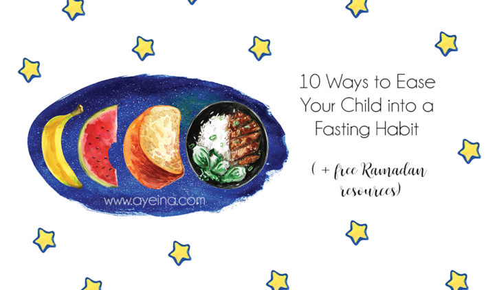 fasting ramadan kids