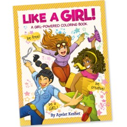 coloring book published