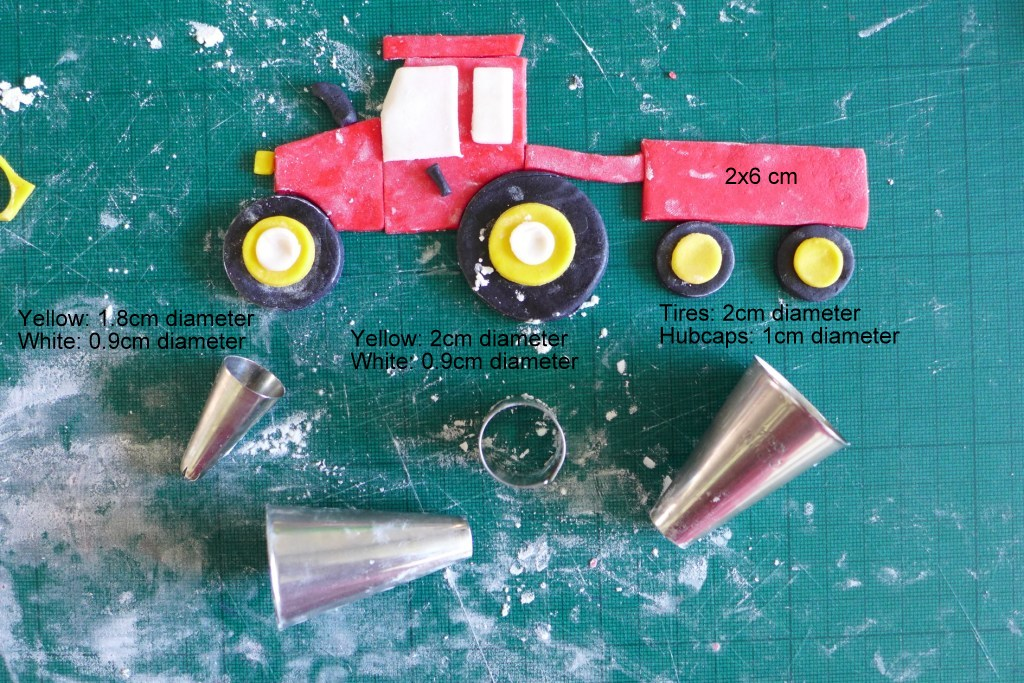 tractor accent parts