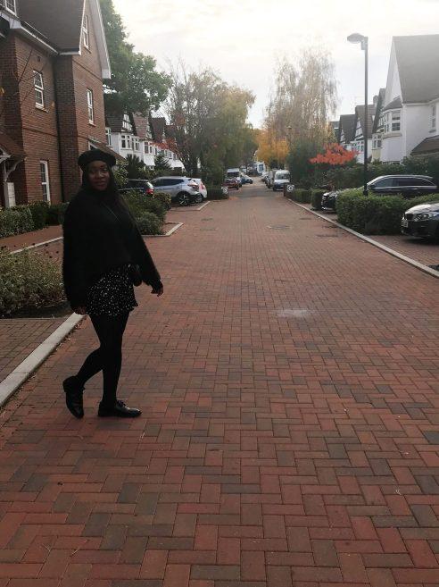 Ayesha Amato Mum a Porter knitwear guide