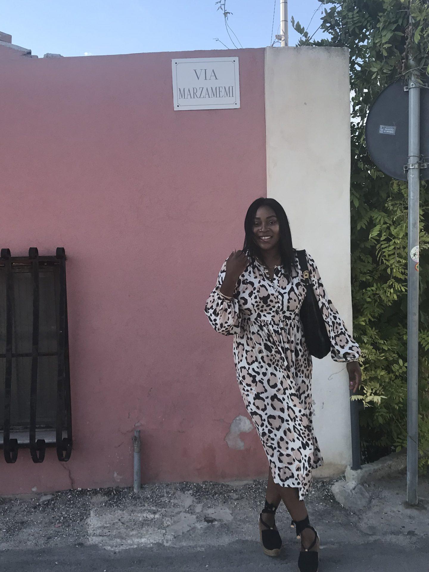 Mum a Porter Ayesha Amato