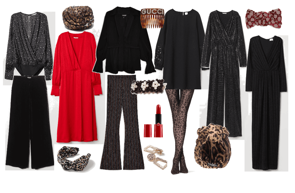 Style and Shop the Christmas Party Season the Mum a Porter way