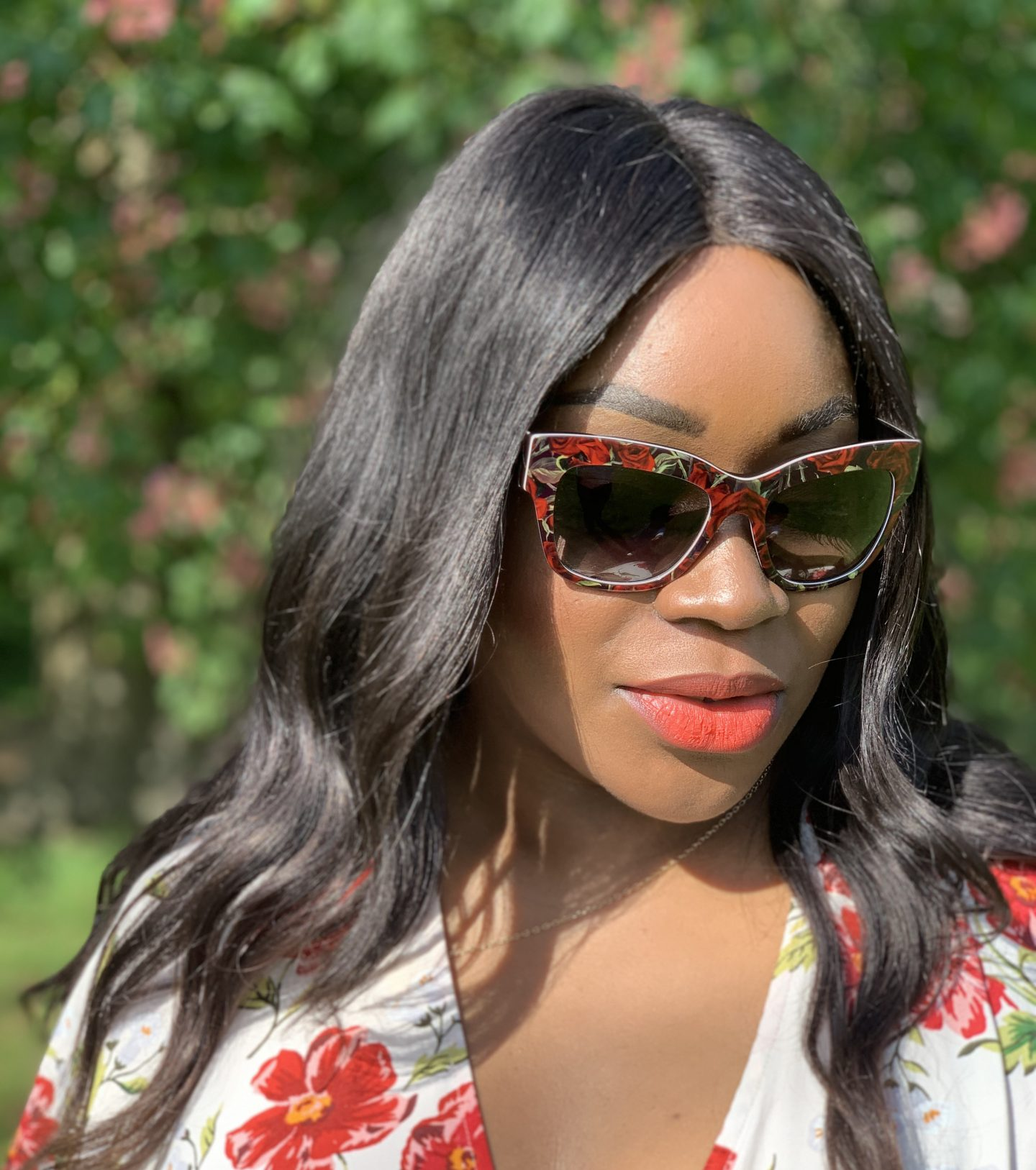 Mum a Porter Dolce and Gabbana sunglasses