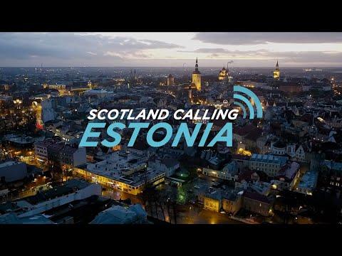 SCOTLAND CALLING...ESTONIA