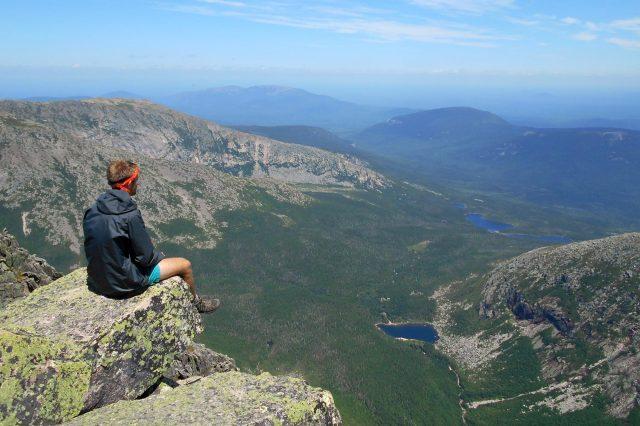 Camp Merrowvista Odyssey man reflects on Mount Katahdin
