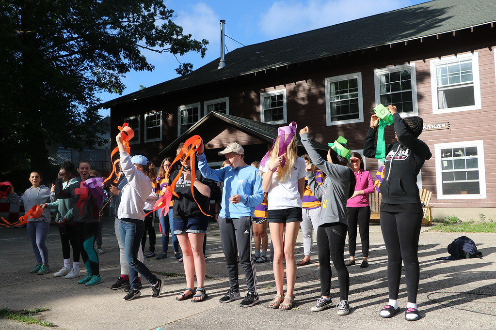 Girls Camp Miniwanca Avail