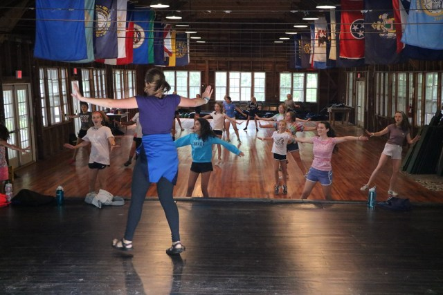 Miniwanca, Zumba, Girls Camp, Michigan, Summer Camp