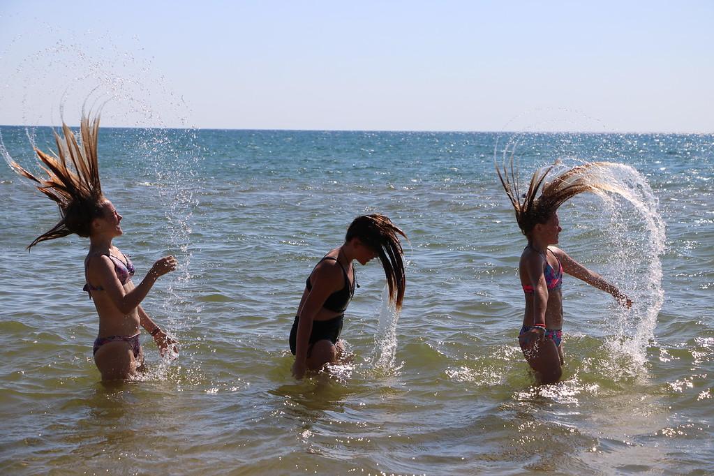 Miniwanca, Girls Camp, Michigan, Lake Michigan, Summer Camp, New Week