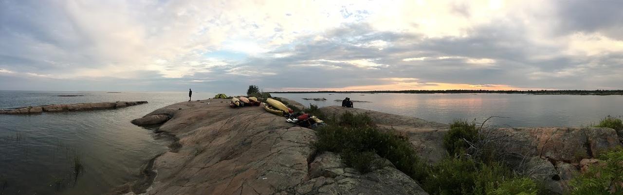 Voyageur, Georgian Bay, Canada, Lake Huron, kayaking, remote, wilderness
