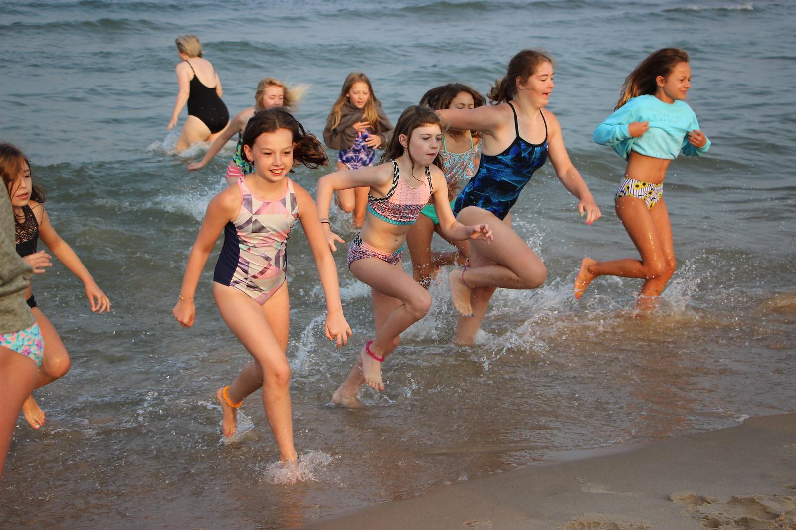 Miniwanca, positivity, day, girls camp