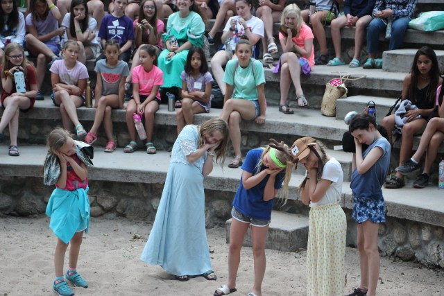 welcome, campers, camp, Miniwanca, Summer Camp, Girls Camp