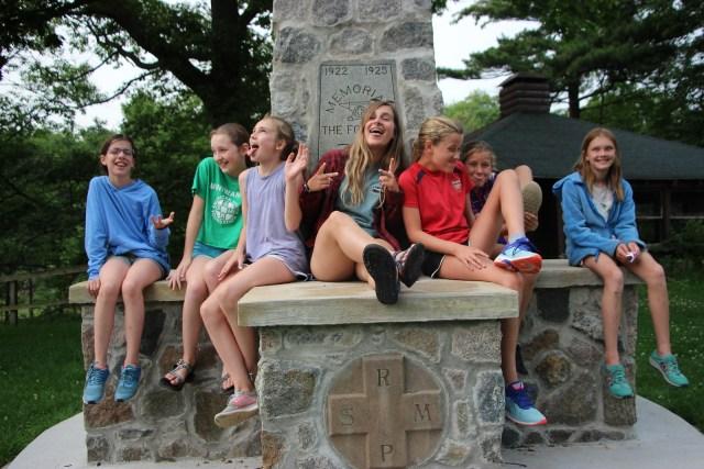 Miniwanca, Girls Camp, fun day, cabin photo
