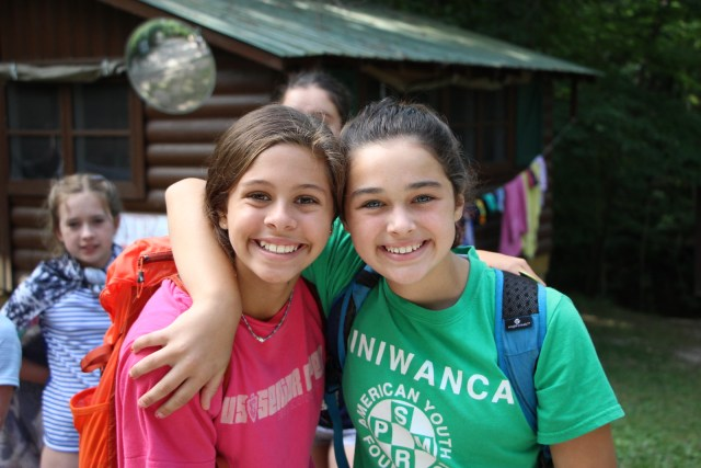 Miniwanca, Girls Camp, Onesie Tuesday
