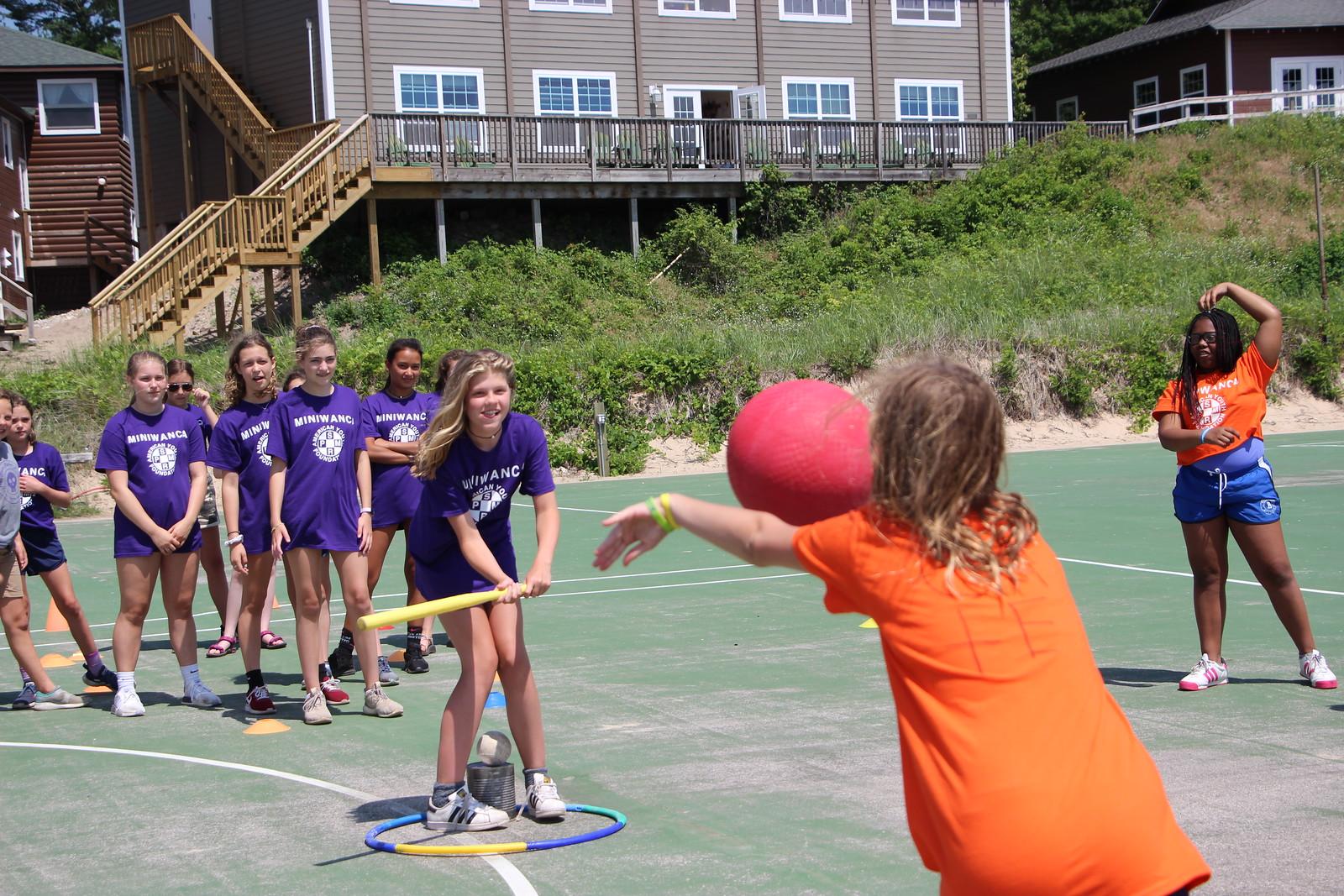 Golden Day, beautiful, Miniwanca, Girls Camp