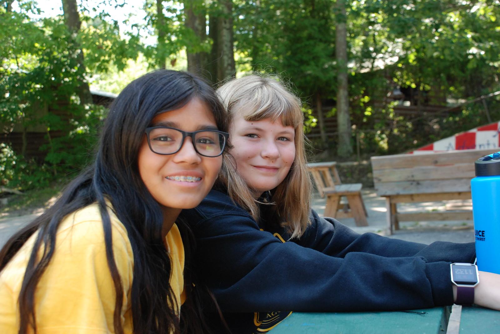 Miniwanca, Girls Camp, 2019