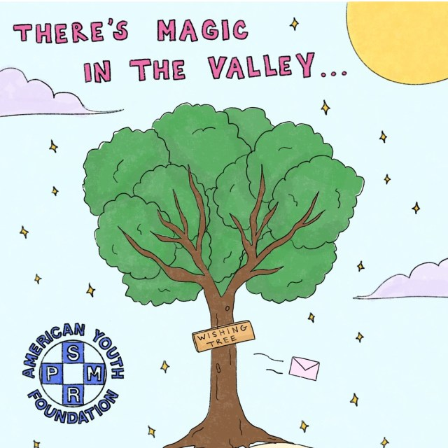 There's Magic in the Valley Chapter 1