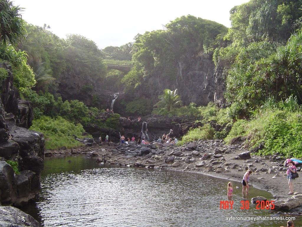 Hana Parkway Seven pools-4