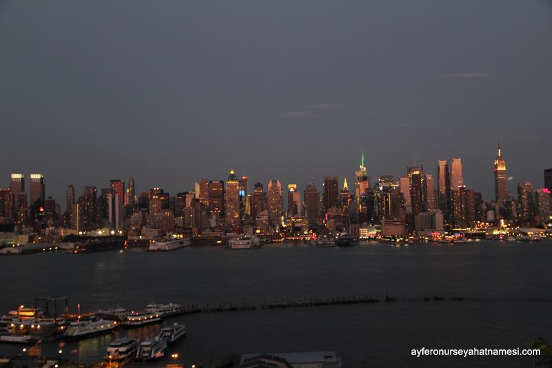 Hobokendan Manhattan Manzarasi-001