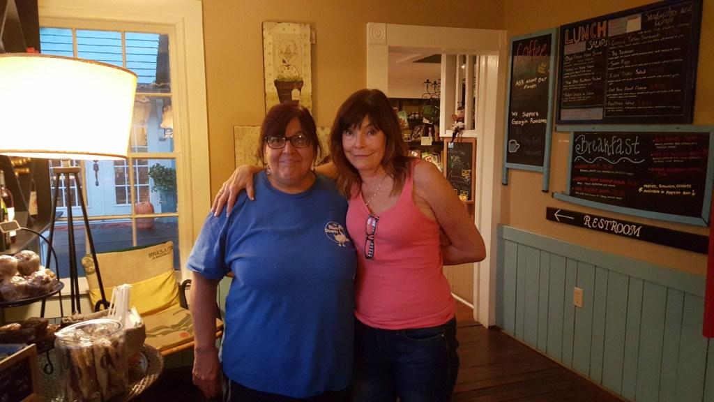 Lorraine & Kathy