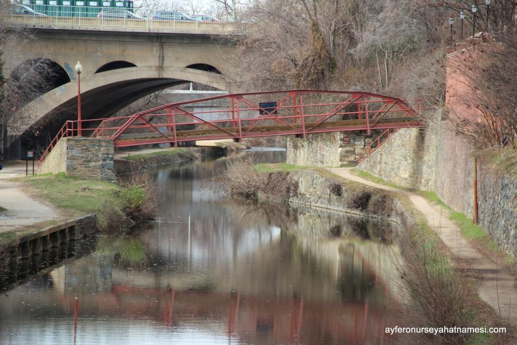 The Chesapeake & Ohio Canal - Georgetown