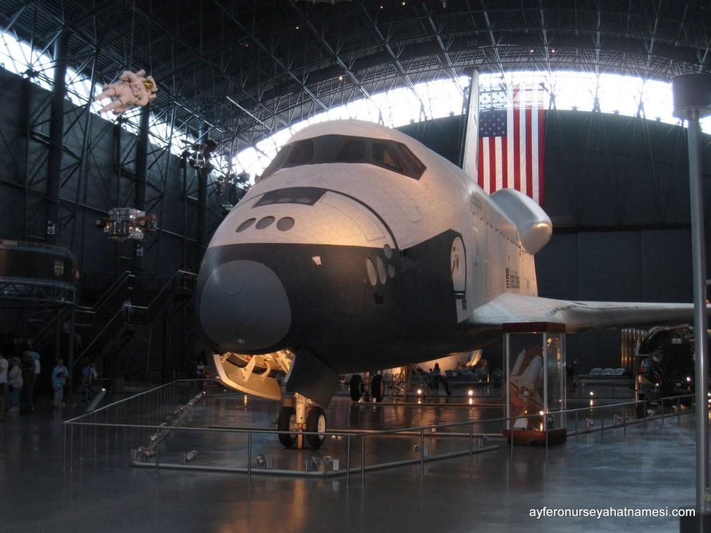 Havacılık ve Uzay Müzesi - Virginia