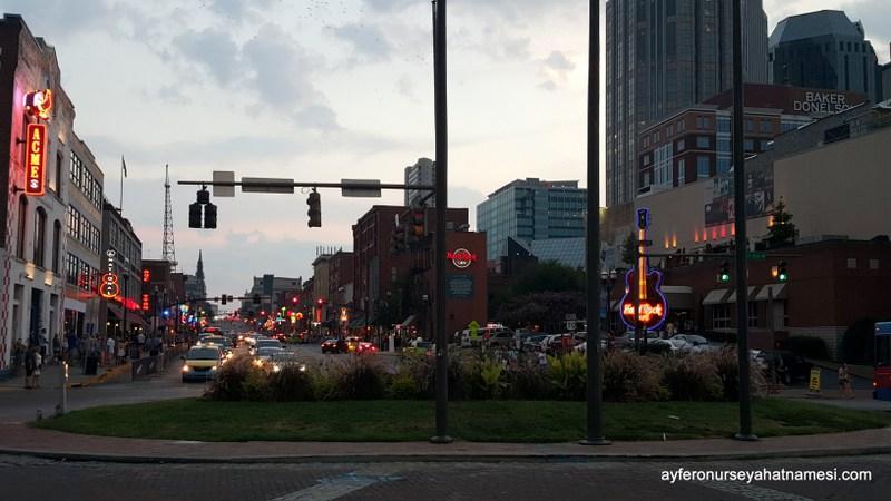 Broadway Caddesi - Nashville