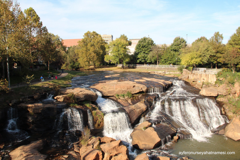 Falls Park on the Reedy - Greenville