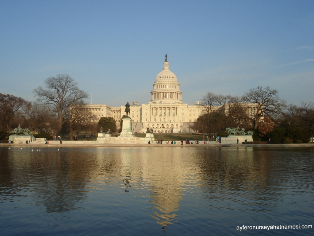 Amerikan Kongre Binası (U.S. Capitol Building)