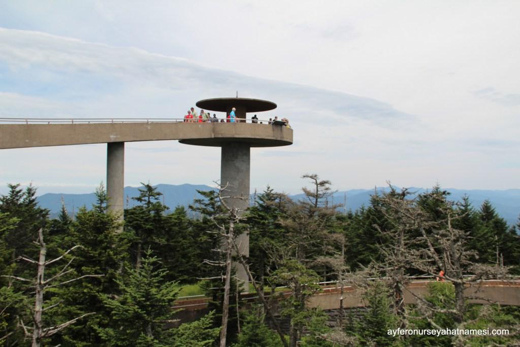 Clingmans Dome Gözlem Kulesi