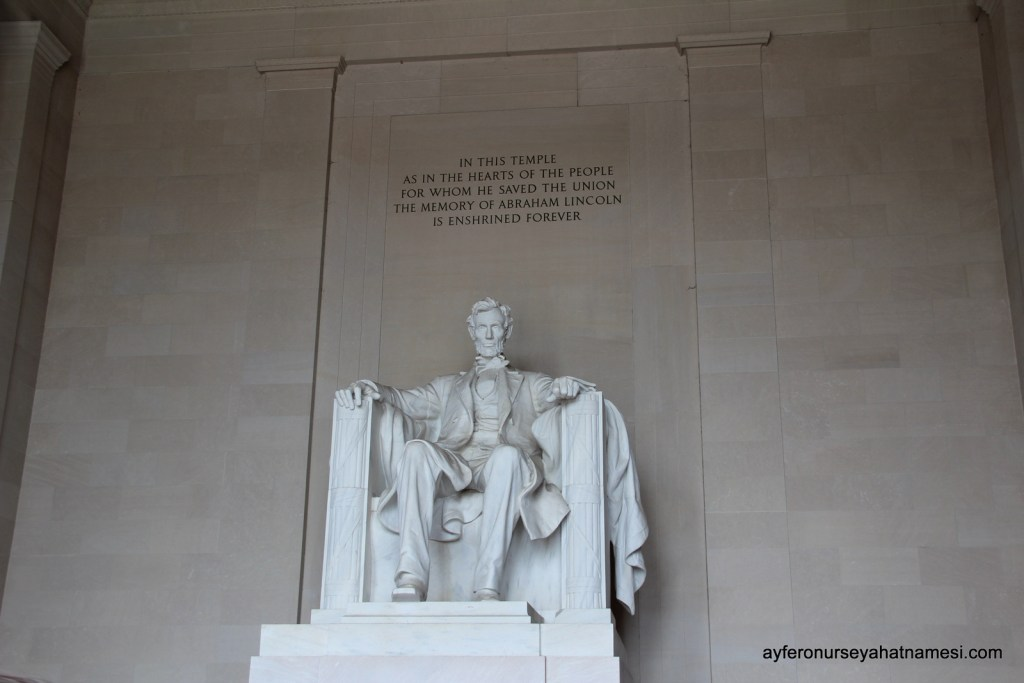 Lincoln Anıtı (The Lincoln Memorial)