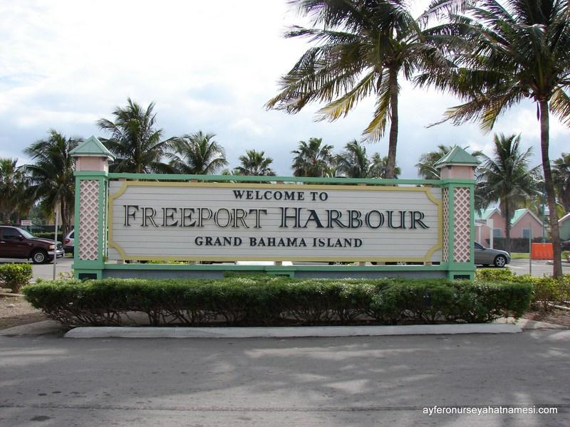 Freeport limanı