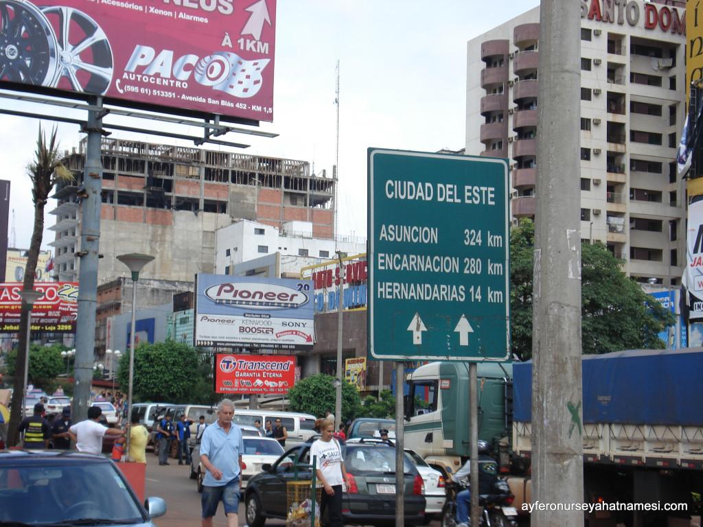 Başkent Asuncion 324 km....