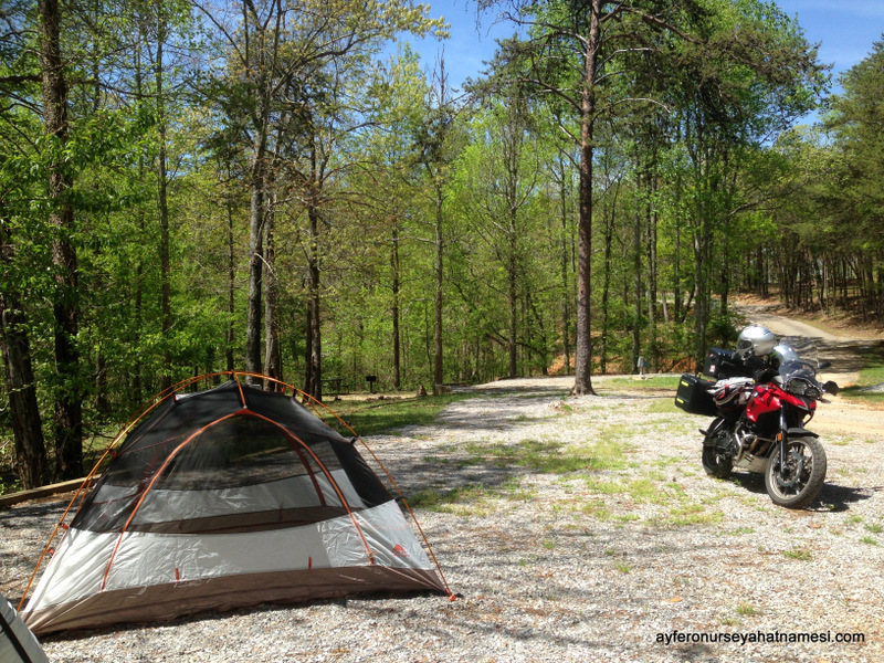 Cheaha State Park – Alabama