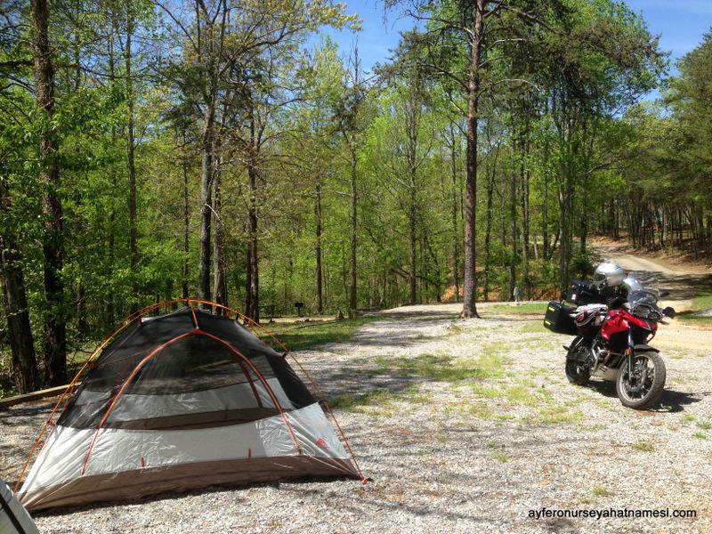 Cheaha State Park – Alabama