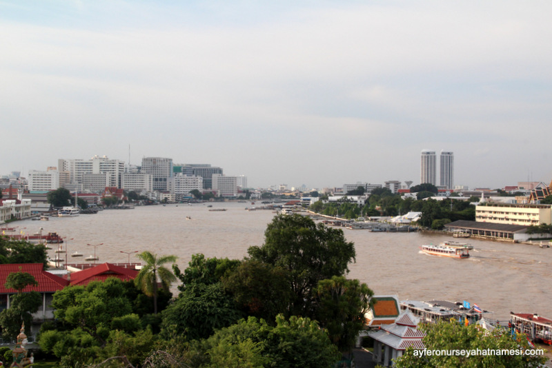Chao Phraya Nehri - Bangkok