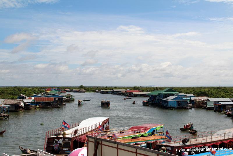 Yüzen Market (Chong Kneas