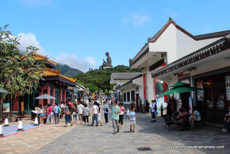 Nyong Ping Köyü