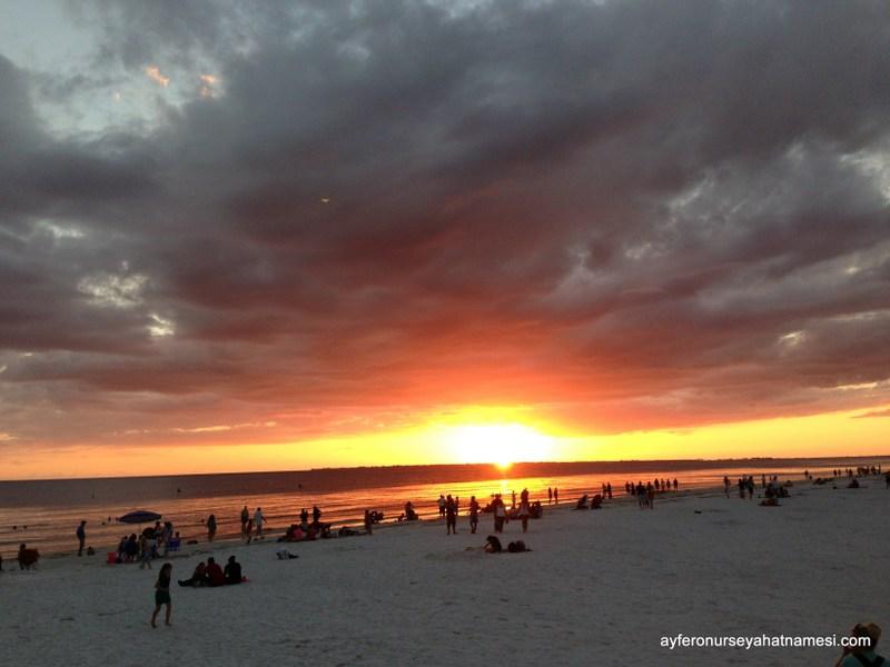 Fort Myers Gün Batımı